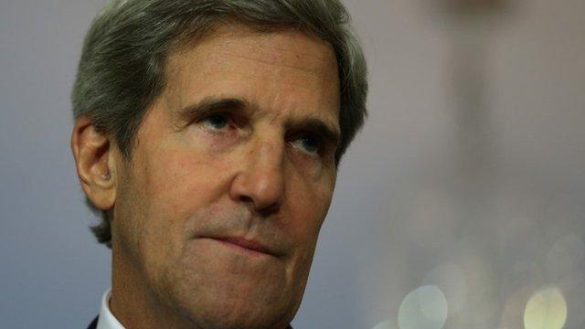 Secrétaire d'Etat américain John Kerry: «Nous avons des traces de Sarin dans les cheveux et des échantillons de sang, de sorte que l'affaire se renforce de jour en jour.