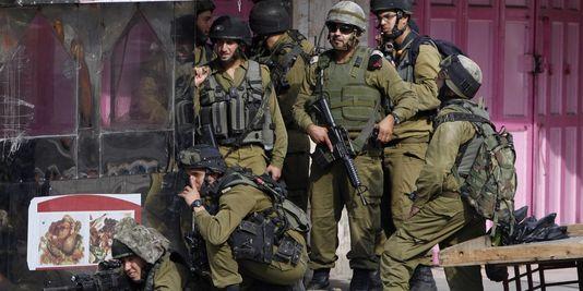 Un soldat israélien tué par balle en Cisjordanie.