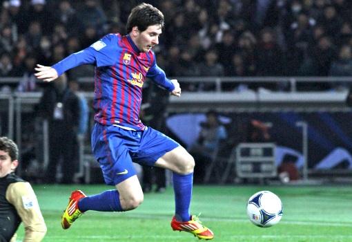 FC Barcelone Lionel Messi Football