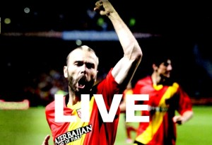Match RC Lens Tours Streaming