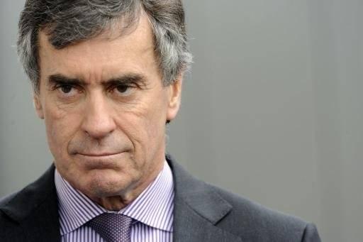 Jérôme Cahuzac, ancien ministre du budget