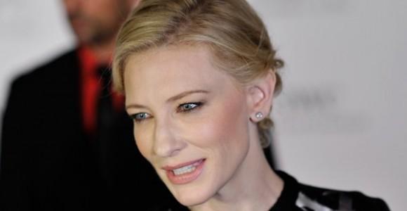 Cate Blanchett s'apprête à faire son premier long métrage.