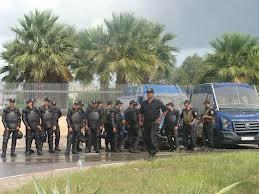 Des renforts de sécurité déployés en grand nombre