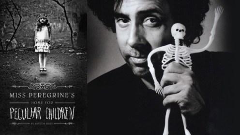 Tim Burton travaille actuellement sur l'adaptation de 'Miss Peregrine's Home for Peculiar Children'