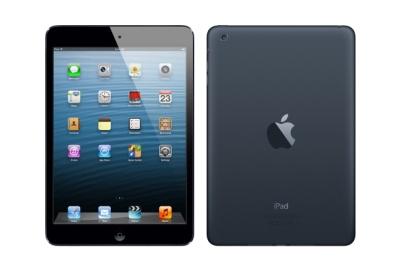 Le mini iPad d'Apple.