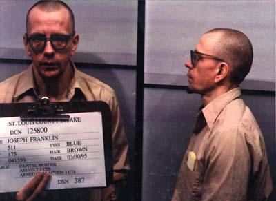 Joseph Paul Franklin, le 6 Septembre 1976 après son arrestation