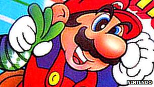 Super Mario Brothers a été protégé par copyright en 1985