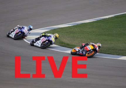 course moto gp replay