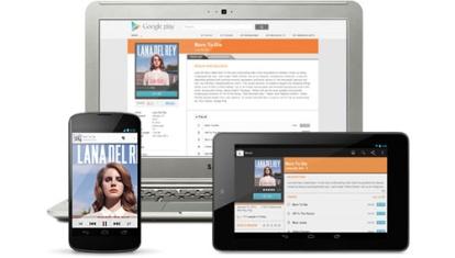Google Play Music est disponible pour iOS
