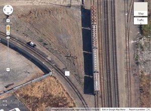 Google supprime les images satellites d'une scène de crime dans Maps