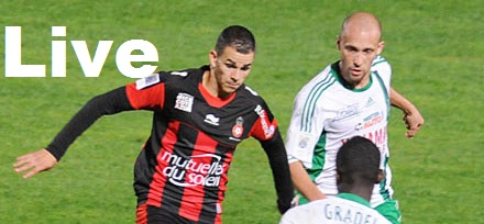 OGC-Nice-AS-St Etienne-Streaming-Live