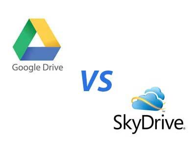 SkyDrive et Google+ optimisent le chargement des photos sur leurs serveurs