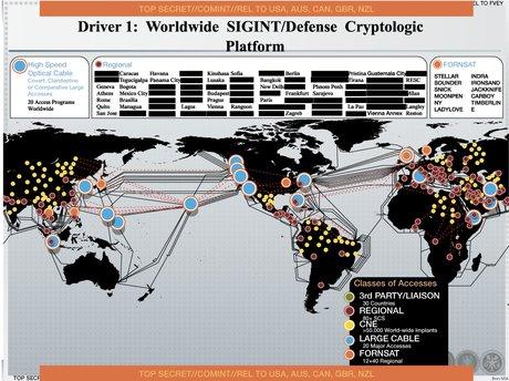 La NSA aurait infecté 50 000 réseaux de malwares dans le monde