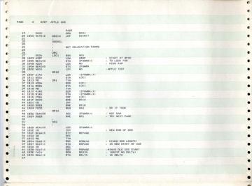 Apple II : code source et documents d'époque en ligne
