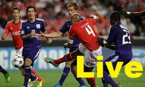 Anderlecht-Benfica-Lisbonne-Streaming-Live