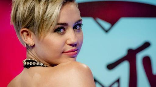 La chanteuse américaine Miley Cyrus, nouvelle reine du Twerk