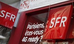 4G disponible en janvier chez SFR