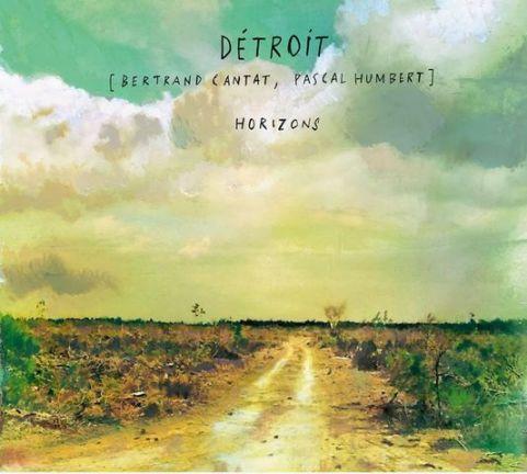 Nouvel album de Bertrand Cantat en collaboration avec Pascal Humbert