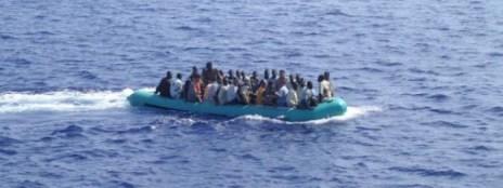 1056 migrants sauvés entre mercredi et jeudi par les autorités italiennes