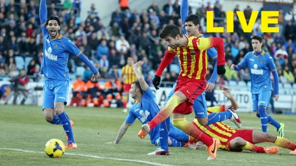 getafe-barcelona-Streaming-Live
