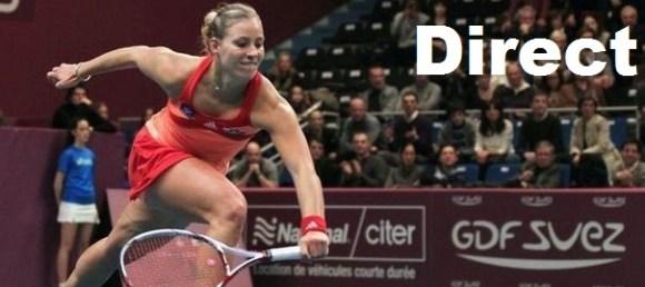 Open de Tennis WTA-Paris-Coubertin-2014-Streaming-Live