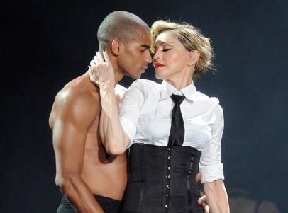 Brahim Zaibat continuera de danser avec Madonna