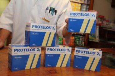 L'agence européenne du médicament préconise  la suspension du Protelos