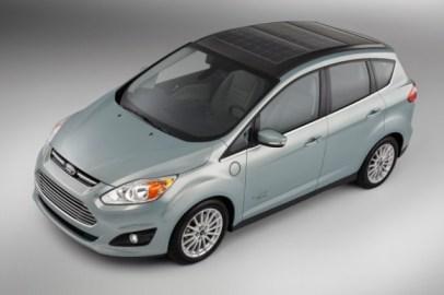 L'innovation de Ford: un toit doté de capteurs solaire