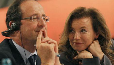 Valérie Trierweiler bouleversée se repose dans une clinique Parisienne