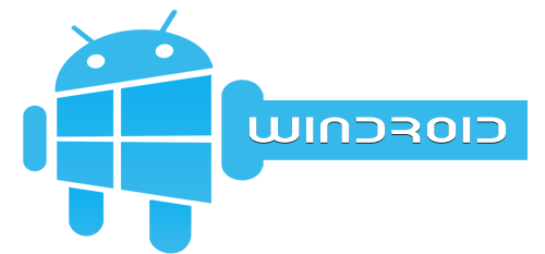 "Windows et Android double-OS PC nommé ""Windroid"""