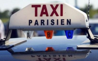 101 chauffeurs de taxi parisiens ont été placés en garde à vue
