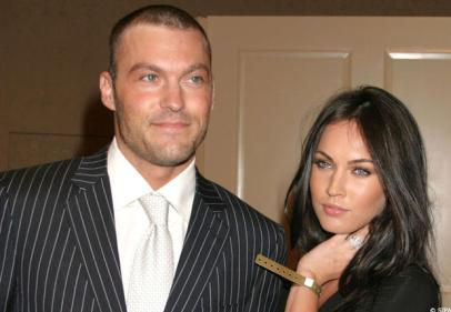 Megan Fox et de Brian Austin Green