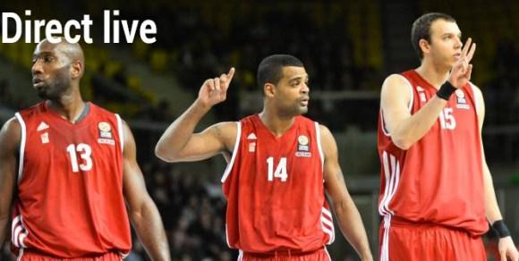Match Eurocoupe de Basket Strasbourg - Alba Berlin en direct streaming