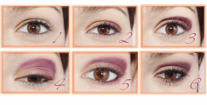 comment maquiller des yeux
