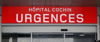 l'hôpital Cochin à Paris fait l'objet d'une enquête