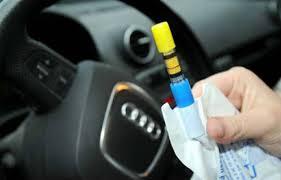 l'automobiliste avait 3,54g d'alcool par litre de sang
