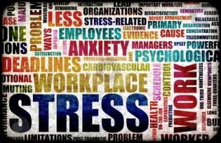 le stress fait partie  de notre quotidien