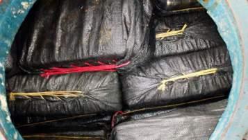 saisie de la drogue dans un cargo parti de Valparaíso au Chili