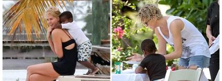 Charlize Theron veut adopter un autre enfant