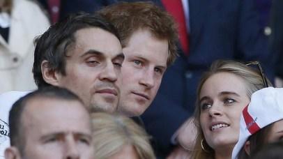 Cressida Bonas et le prince Harry