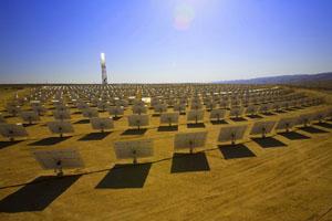 centrale solaire Desert Green Solar
