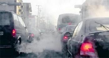 la pollution de l'air extérieur