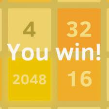 le nouveau jeu 2048
