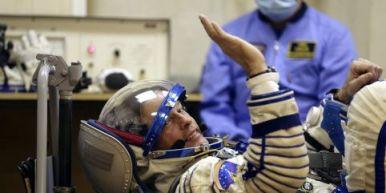 les longs séjours dans l'espace ne sont pas favorables