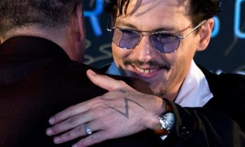 Jonnhy Depp  va épouser Amber