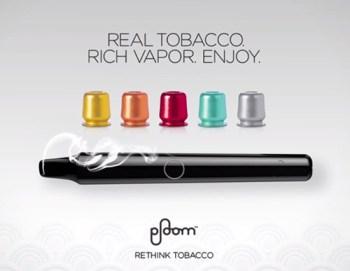 La cigarette Ploom