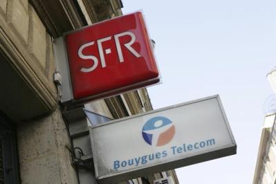 SFR et Bouygues Telecom