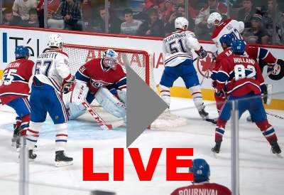 Regarder Tampa Bay Canadiens Montreal Streaming Video