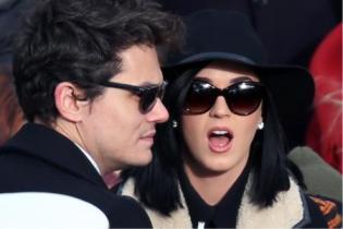 la face méchante de Katy Perry