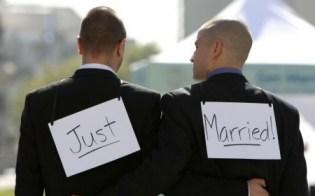 les mariages entre personnes de même sexe sont de plus en plus nombreux